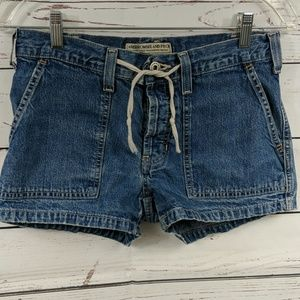 Abercrombie and Fitch jean shorts Size XS